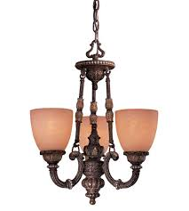 minka lavery camden 3 light mini chandelier in golden bronze 813 355 photo