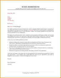 Administrative Assistant Cover Letter Temp Resume Downloads