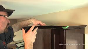 watch vintage how to cut crown molding for kitchen