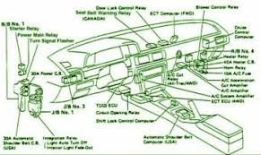 car wiring diagram page  1989 toyota camry 4 cyl part1 fuse box diagram