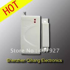 <b>Wireless</b> Vibration <b>Alarm</b> Remote Control for Door Window ...