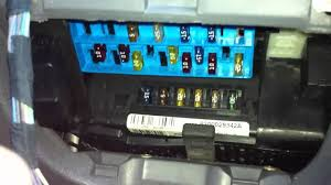 noise coming from fuse box youtube renault megane fuse box layout at Renault Megane Fuse Box Layout