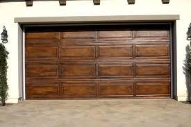 painting garage doorFaux Garage Doors