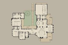 Cliff May Ranch House Floor Plans  cliff   floor plans   Friv    Hacienda Style House Plans   Courtyard