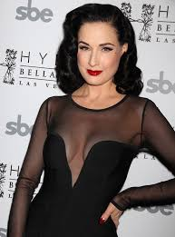 Dita Von Teese Measurements