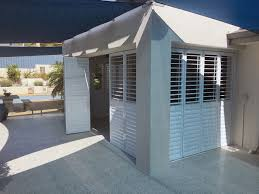 bozzy aluminium outdoor shutters