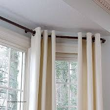 Bay Window Curtain Poles Ikea Unique Bay Window Curtain Rods For The Home