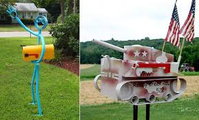 cool mailbox designs. 42 Cool And Unusual Mailbox Designs Design Swan