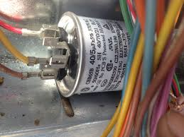 air conditioning repair cost compressor condenser fan motor