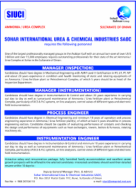 Job - Process Engineer - Oman - Engineering, Civil And Architecture ...
