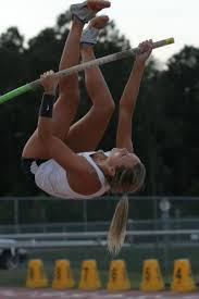 go to state for pole vaulting my senior year