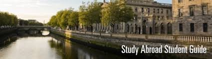the study abroad application student guide