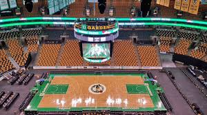 boston s td garden seat map and venue information