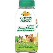 carpet deodorizer. fresh citrus pet carpet cleaner and room deodorizing powder (3 deodorizer
