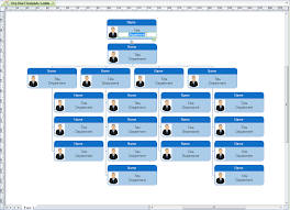 Sample Organizational Chart In Excel Business Organization Chart Excel Template Sample Organizational