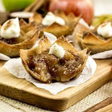 December 10, 2019 by melissa howell leave a comment. Mini Apple Pie Wonton Cups Easy Fall Dessert A Cultivated Nest