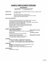 Resume Sample For Part Time Job Resume Samples Part Time Job Danayaus 21
