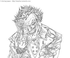 Small Picture Joker coloring page timeless miraclecom