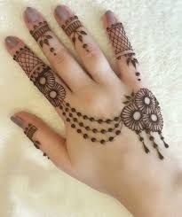 Simple And Easy Henna Designs For Hands Simple Mehndi Design That Entice You To Try Your Hand On