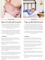 How To Develop A Birth Plan My Essential Birth Get Started