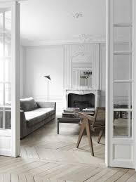 Paris Living Room Decor Belgian Architect Nicolas Schuybroek Style Panelling And Living