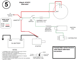 6 volt to 12 volt conversion wiring diagram awesome cute farmall h 6 Volt Positive Ground Regulator Wiring Diagram at Farmall 404 12 V Wiring Diagram