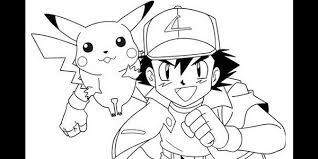 Pokemon Disegni Da Colorare Anime Cartoon
