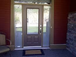 front door side window curtainsBest Idea of Front Door Blinds  Design Ideas  Decor
