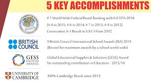 silver oaks schools college 5 key accomplishments
