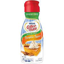 I've been trying to get the hang of my new camera. Coffee Mate Pumpkin Spice Sugar Free Liquid Coffee Creamer 32oz Pack Of 2 Amazon Com Grocery Gourmet Food