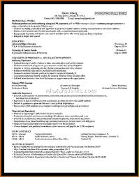The Perfect Resume Template 78 Images Example Of A Perfect