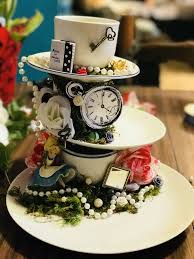 Mad Hatter Cake Designs Alice In Wonderland Mad Hatter Tea Mad Hatter Party