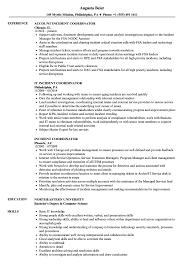 Incident Facilitator Resume Incident Coordinator Resume Samples Velvet Jobs 1