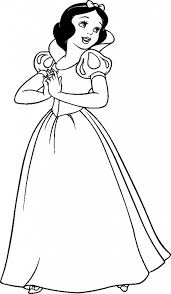 Small Picture Snow White Coloring Pages The Awesome And Also Stunning Snow White