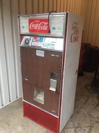 Used Vending Machines Ebay Custom Vintage Vendo CocaCola Coke Soda Pop Vending Machine WCAN OPENER