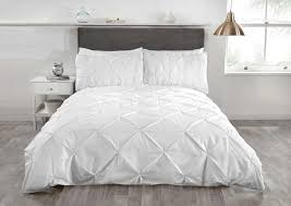 endearing pleated duvet cover of dkny city pleat set bed bath beyond