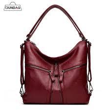 fashion hobos women bag double shoulder bag designer handbags high quality soft leather bags women handbag female tote bolsa sac