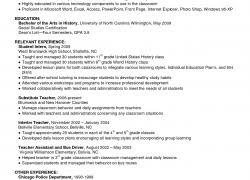 Functional Resume Examples - Jmckell.com