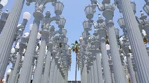 light museum famous los angeles usa lacma