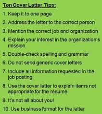 10 basic cover letter tips youll need a great cv and cover letter do you need a cover letter
