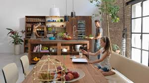 Loft Kitchen Loft Kitchen The Modern Cottage Style Kitchen Made Of Pure Solid