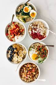 Easy Oatmeal Recipe + Healthy Toppings