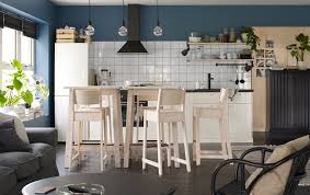 new heights furniture. two bar tables and five barstools in birch a blue white light wood new heights furniture