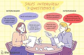 Motivation Interview Questions Common Sales Interview Questions And Best Answers