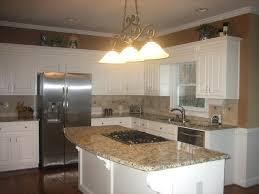 giallo napoli granite kitchen transitional by granite kitchen white cabinets with granite giallo napoli granite with