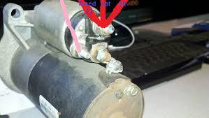 mustang starter wiring diagram image wiring 1966 carbureted 1994 5 0 starter solenoid wiring help on 95 mustang starter wiring diagram
