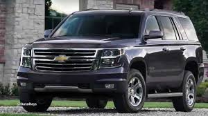 New Chevrolet Tahoe Z71 2015 - YouTube