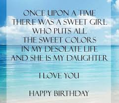40 SPECIAL Happy Birthday Daughter Wishes Quotes BayArt Fascinating Happy Birthday Quotes For Daughter