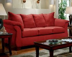 affordable furniture sensations red brick sofa. affordable furniture sensations red brick sofa savvy discount