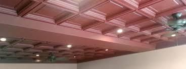 adorable coffered ceiling tiles at ceilume